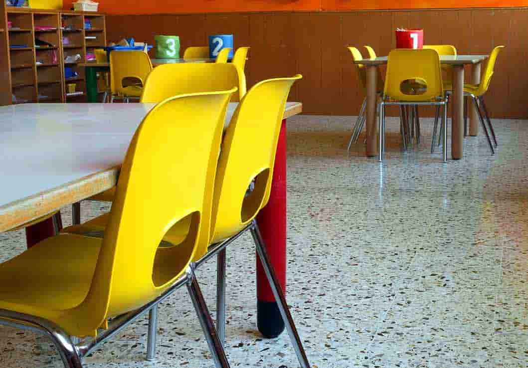 Synergy works along with child care centres to ensure that cleanliness and hygiene are maintained across all sites