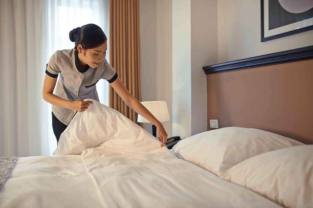 Synergy specializes in the provision of services to the hospitality industry