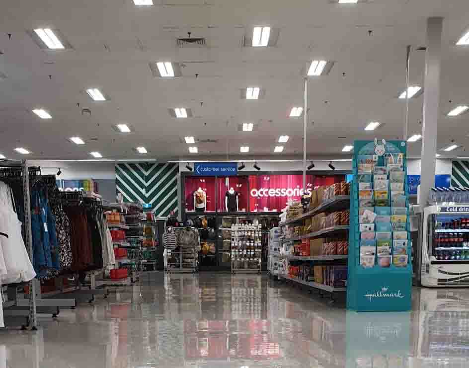 Synergy integrated services help you keep your retail sites looking good as new