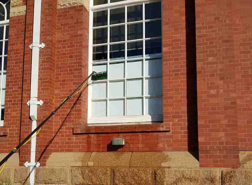 Building Exterior Cleaning Services