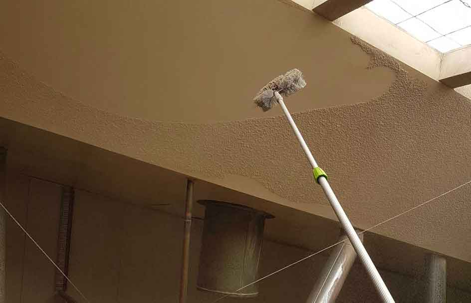 High Dusting Cleaning Services
