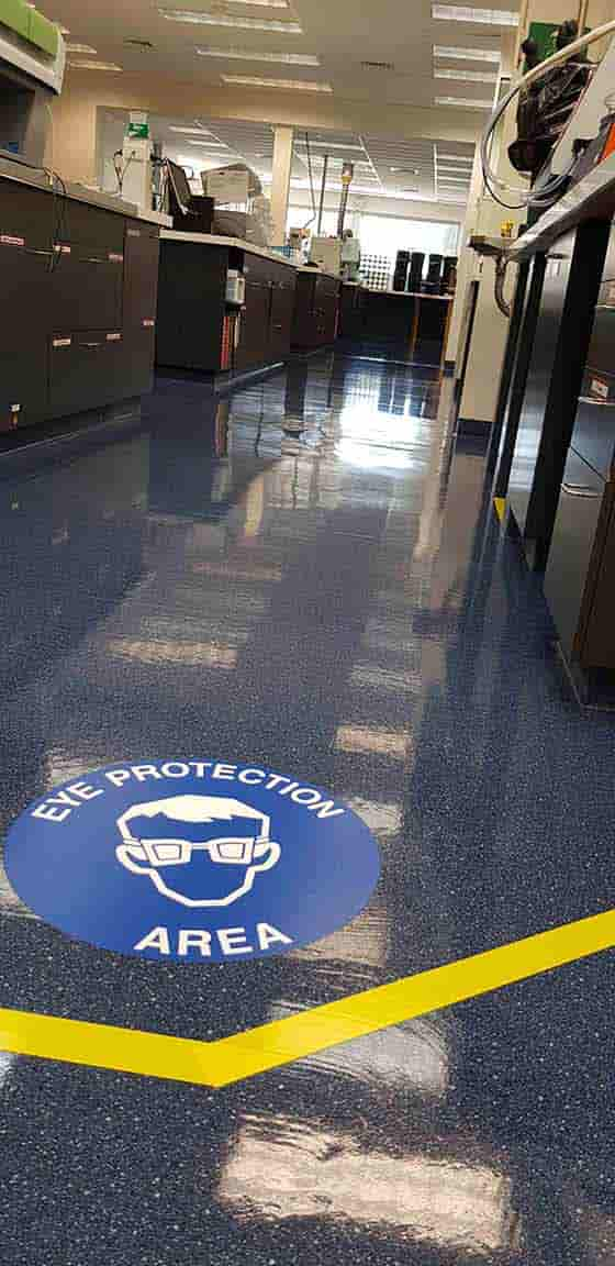Buildings, infrastructure and industrial are sectors that Synergy Integrated Services provide cleaning services